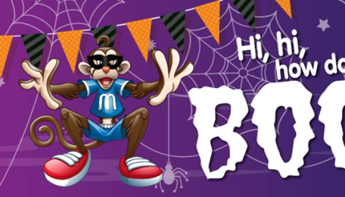 Halloween 2016:  Little Monsters Bash Jacksonville   Fri Oct 21