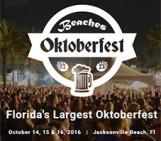 jacksonville beach octoberfest
