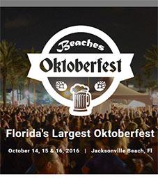 Jacksonville Beach Oktoberfest