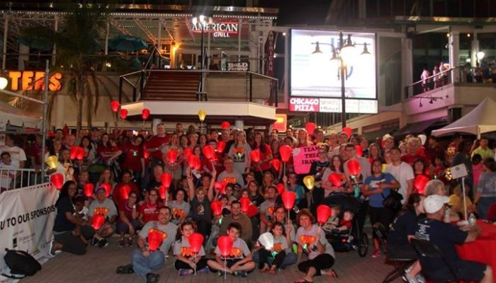 2016 Jacksonville Light The Night Walk | Thu Nov 3