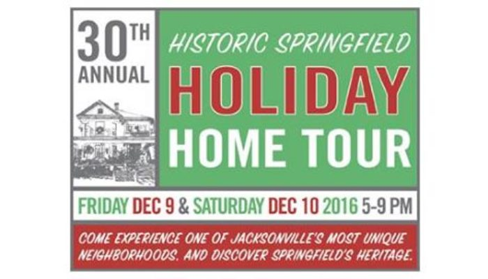 Christmas Events 2016: Historic Springfield | Sat Dec 10