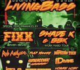 Night of the Living BASS *** Featuring DJ Fixx, Shade K & BBK Jacksonville