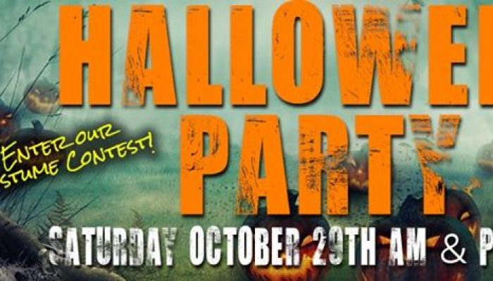 Halloween 2016: Costume Contest  | Sat Oct 29