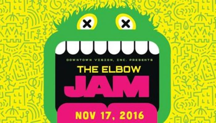 The Elbow Jam Jacksonville | Thu Nov 17
