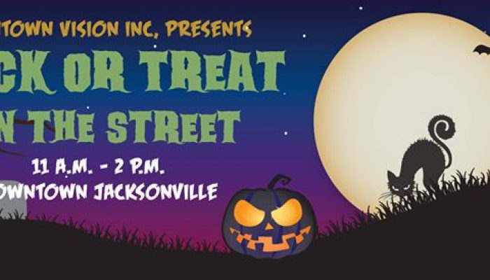 Halloween 2016: Trick or Treat Downtown  | Mon Oct 31 Jacksonville
