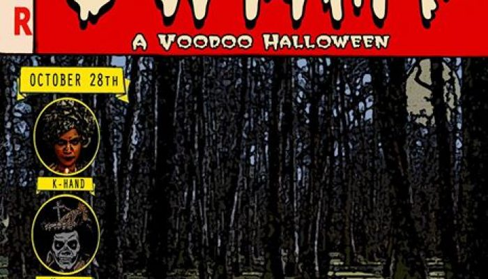 Halloween 2016:  Terror in the Swamp