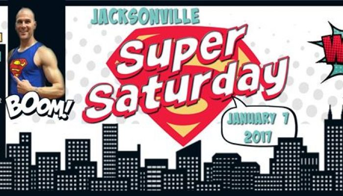 Jacksonville Super Saturday | Sat Jan 7