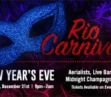 New Years Eve 2017: Rio Carnival at BlackFINN