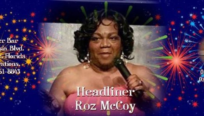 New Year's Eve 2017: Rock New Years Eve starring Roz McCoy