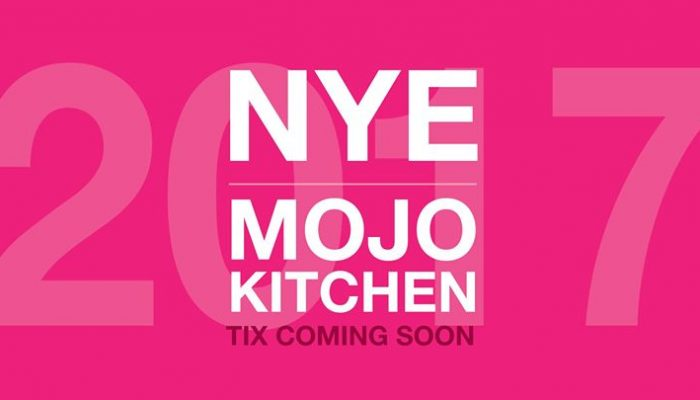 New Year's Eve 2017: Toots Lorraine at Mojo Kitchen!