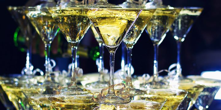 gatsby champagne