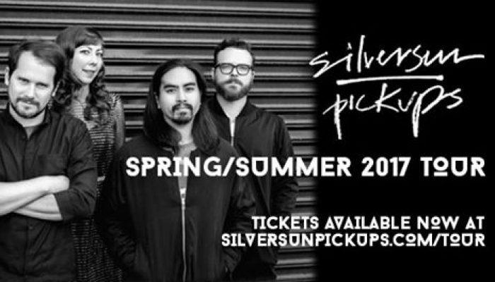 Silversun Pickups | @SSPU  | #Jacksonville | @dailysplace | Sun Jun 11