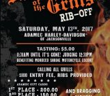 Battle of the Grills | @AdamecHarley | Sat May 13 | #Jacksonville