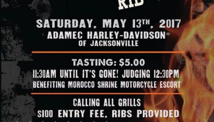 Battle of the Grills | @AdamecHarley | Sat May 13 | #Jacksonville
