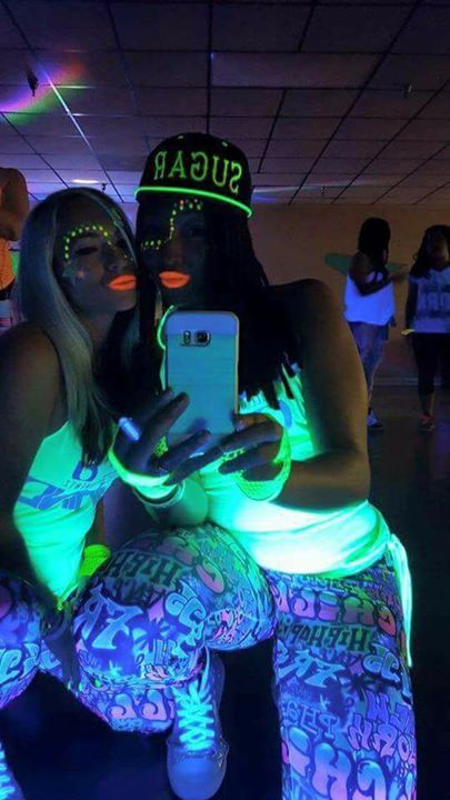 Glow All Out Party Jacksonville