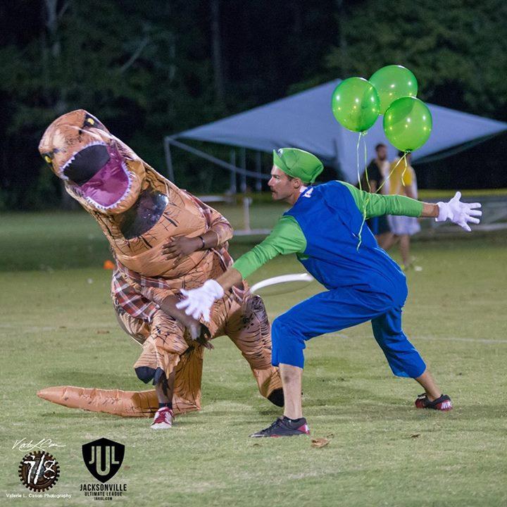 Halloween jacksonville 2017