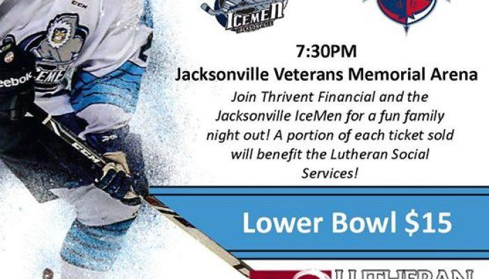 Jacksonville Halloween 2017: Jacksonville Icemen