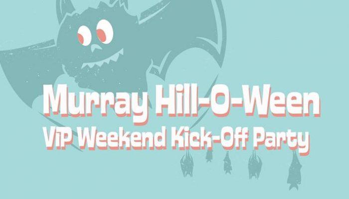 Halloween 2017: Hill-O-Ween VIP Event