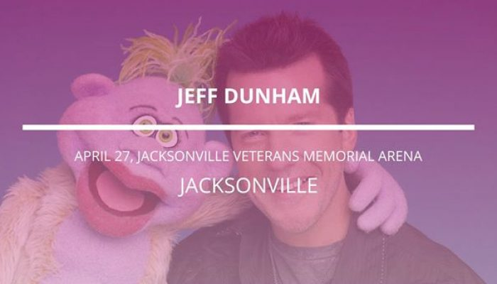 Jeff Dunham in Jacksonville | Fri April 29