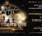 Jacksonville New Years Eve 2019: Myth Nightclub Downtown