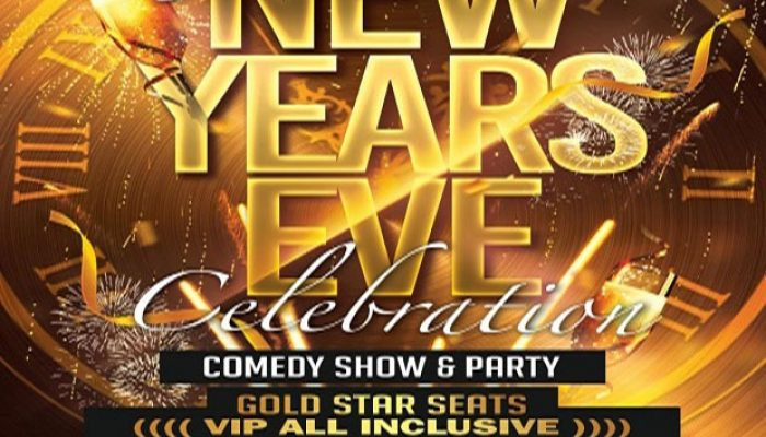 Jacksonville New Years Eve 2019: Comedy Club on Beach