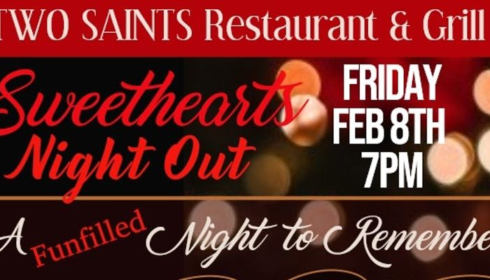 Jacksonville Valentines's Day Events 2019: Two Saints